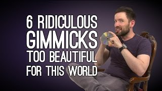 Video 6 Ridiculous Gimmicks Too Beautiful for This World MP3, 3GP, MP4, WEBM, AVI, FLV Mei 2019