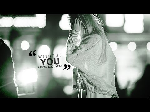 Jungkook & Yeri [sad Song]