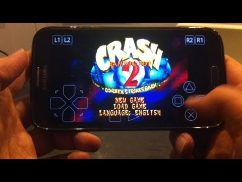 crash bandicoot android apk