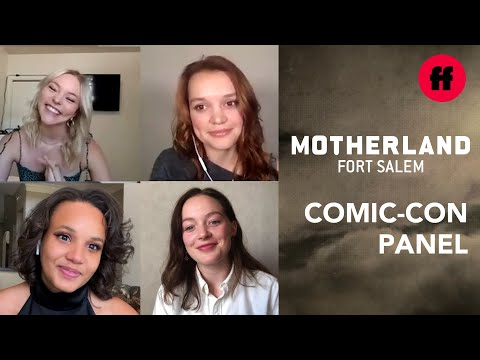 Motherland: Fort Salem | Full Comic-Con Panel | Freeform