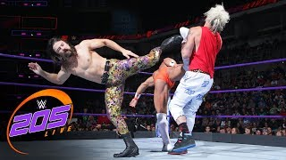 Nonton Amore Vs  Alexander Vs  Metalik Vs  Nese Vs Kendrick   Fatal 5 Way Match  Wwe 205 Live  Sept 5  2017 Film Subtitle Indonesia Streaming Movie Download