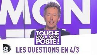 Video Les questions en 4/3 de Jean-Luc Lemoine - TPMP - 23/04/2014 MP3, 3GP, MP4, WEBM, AVI, FLV Agustus 2017
