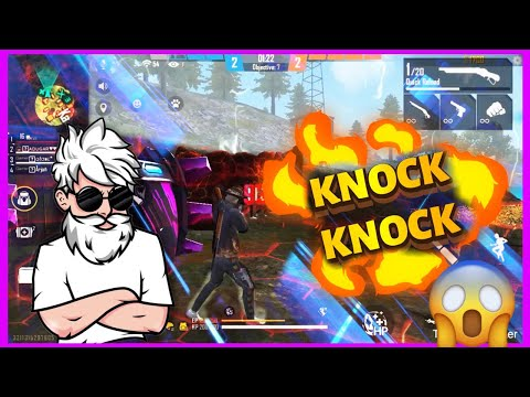 FREE FIRE 🔥 ATTITUDE STATUS || SHORT VIDEO || KNOCK KNOCK || DNG AMAN ||