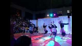Indigenous Dance Competition 2014   Champion