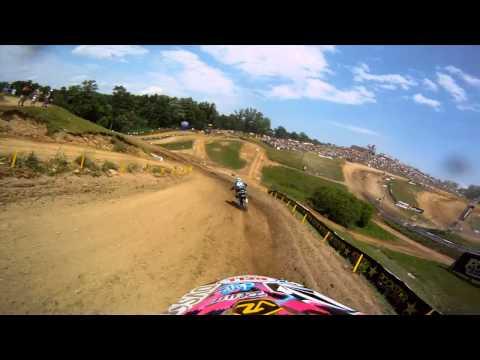 darryn durham - high point lucas oil motorcross!