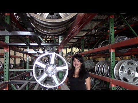 Factory Original Chevrolet Suburban Rims & OEM Chevy Suburban Wheels – OriginalWheel.com