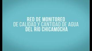Red de Monitoreo de Calidad y de Cantidad de Agua del Río Chicamocha