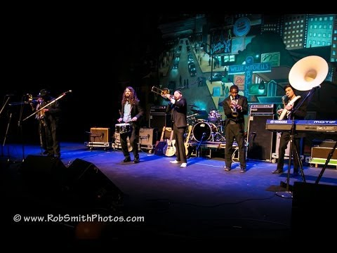 Ghost Town Blues Band IBC Finals 2014