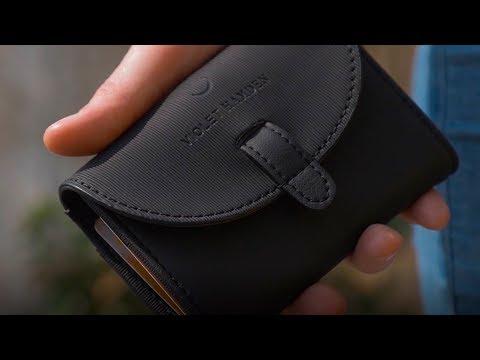 Violet Hamden Violet Hamden Wallet Midnight Black