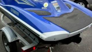 3. 2007 Yamaha VX Cruiser WaveRunner 110HP inline 4cyl DOHC