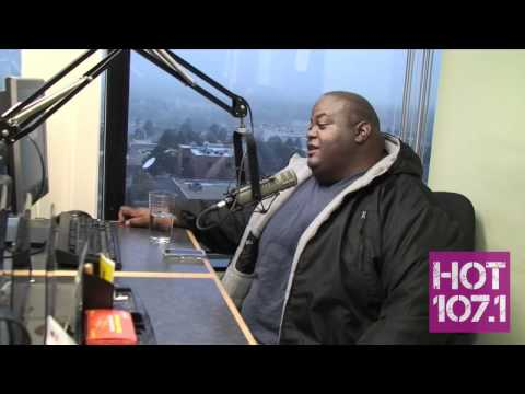 Comedian Lavell Crawford interview