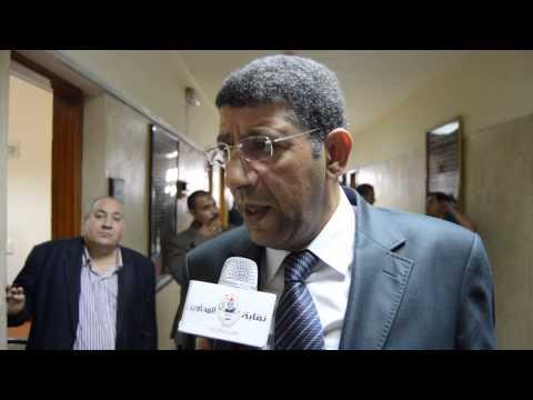 عاشور: يزور غرفة محامي شمال القاهرة بالعباسية