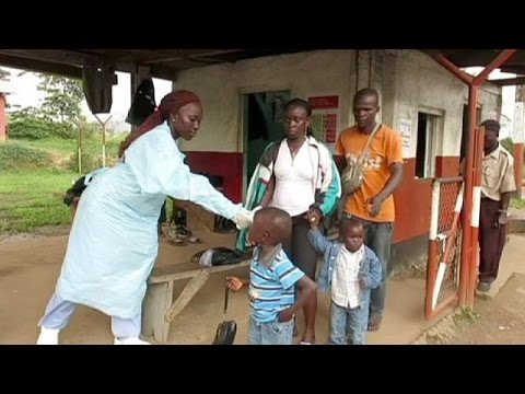 ''1 milyon Ebola aşısı üretilecek''