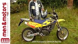 8. 2004 Husqvarna SM450R Review