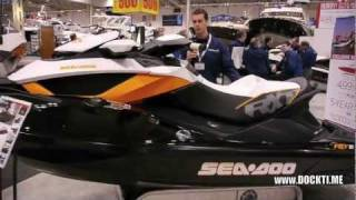 8. 2012 Seadoo Watercraft and 230 Wake at the Toronto Boat Show