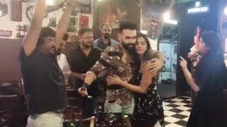 Hero Ram Birthday Celebrations With Ismart Shankar Team | Manastars