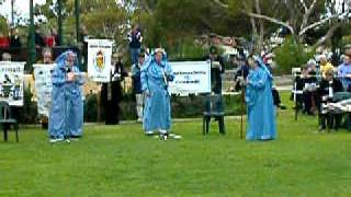 A very brief look at the Cornish Bards ceremony from the Kernewek Lowender, at Wallaroo, South Australia, 2009. My grade 3 teacher, GP of 20 years (retired) ...
