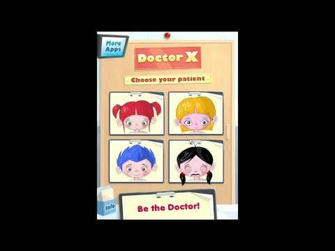 Video of Doctor X - Med School Game