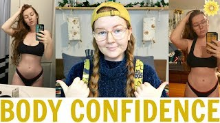 MY BODY CONFIDENCE JOURNEY | BIG SIS ADVICE | FT. BETTERHELP | MEGHAN HUGHES