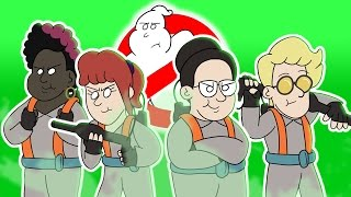Video ♪ GHOSTBUSTERS THE MUSICAL - Animated Parody Song MP3, 3GP, MP4, WEBM, AVI, FLV April 2018