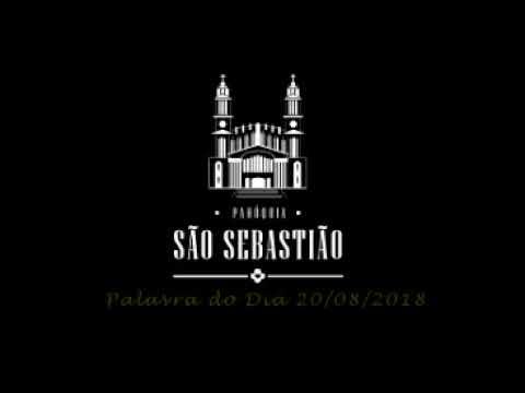 Liturgia diária - 20 de agosto - Pe. Itamar José Zigowski SCJ