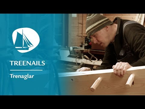 Short and sweet about wooden dowles in Norwegian traditional boat building (01:04)