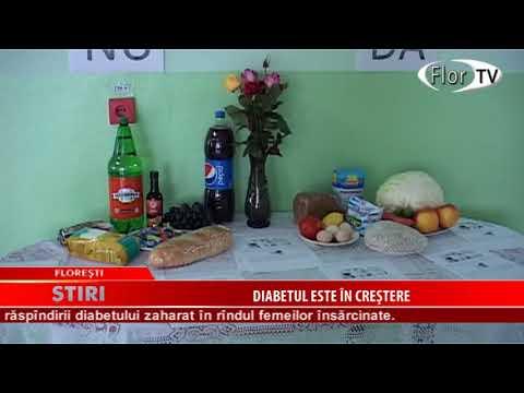 Diabetul este în creștere