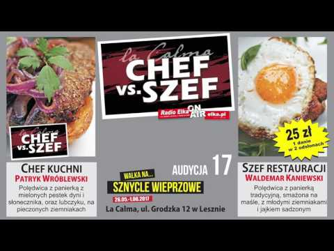 Wideo1: Chef vs Szef 17