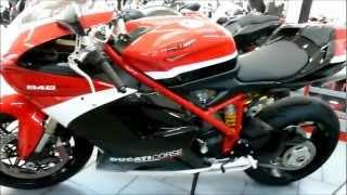 7. Ducati 848 EVO Corse Special Edition 140 Hp 251 Km/h 2012