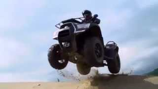 9. 2013 ATV KYMCO MXU 550i  & 700i