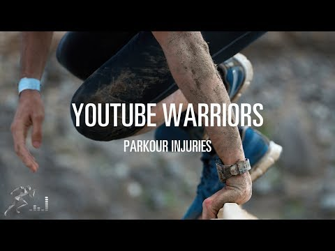 YouTube Warriors - Parkour Injuries // That's Gotta Hurt with Dr. David Geier