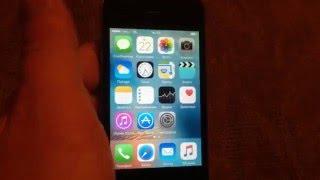 Полноценный анлок (разлочка) iphone 4s Telia Sweden  с последней  прошивкой  на сегодняшний день 9.2 с помощью обновляемой Gevey AIO