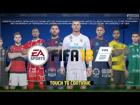 Download FTS Mod FIFA 18 Android Graphic Full HD Apk Data OBB