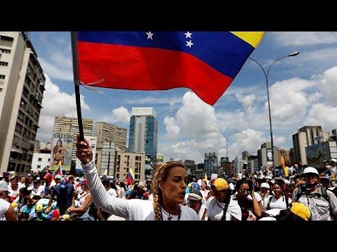 Βενεζουέλα: Το μήνυμα του Λεοπόλδο Λόπεζ