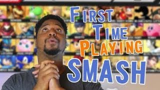 How did you first find out about Super Smash bros?