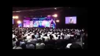 Dubai International Peace Convention - ASK Dr Zakir Naik 2012 Part 1