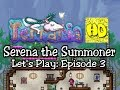 Terraria Summoner Playthrough, Part 3: Bombs, Lava, & Baby Slimes! (1.3 prep let's play)