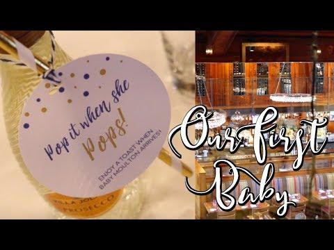 BABY SHOWER VLOG | BABY BOY 2018