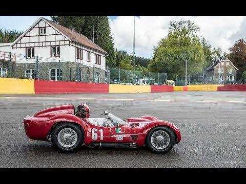 VOITURE MASERATI Tipo 61 Nassau Trophy 1961 Schroeder 1/43 EME
