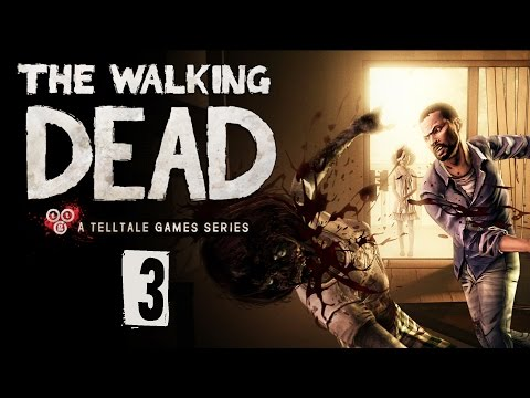 The Walking Dead (Telltale): Episode 1, Part 3 - Anger Management