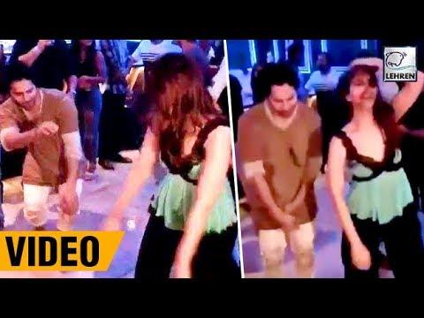 Varun Dhawan & Vaani Kapoor Dance The Night Away A
