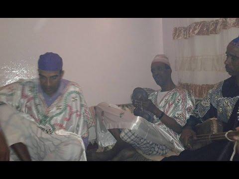 "Lila 2017 Brahim Hamam & Màalam Abdelkbir Marchan -'_ Bacha Hmou _-"" & Gnawa Oulad Bambra"