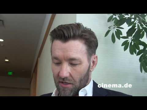 Bright // Joel Edgerton // Interview // CINEMA-Redaktion (видео)