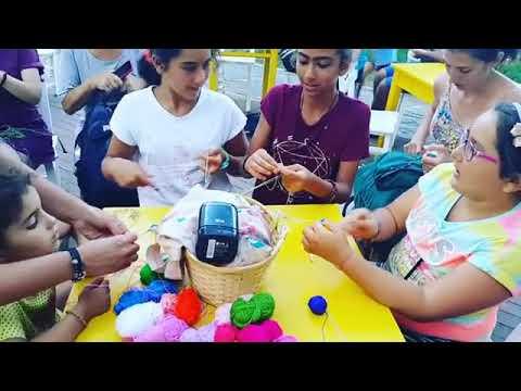 Bozcaada Seramik Eller Çocuk Kampı 2016