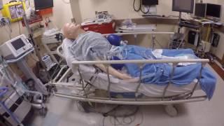 Ketamine5- The Howler during Procedural Sedation