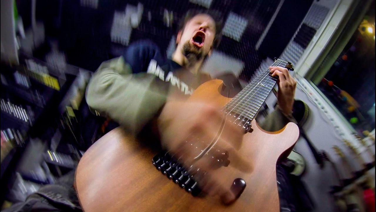 Frogleap While My Guitar Gently Weeps Video