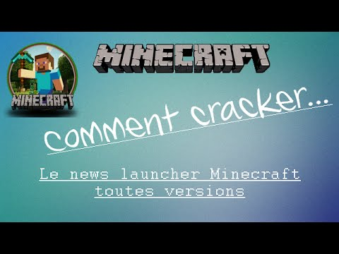[MINECRAFT TUTO] Comment cracker Minecraft en 1.7.5