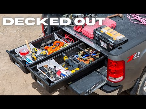 Watch This Before You Buy Decked Truck Bed Tool Storage Drawer Organizer System