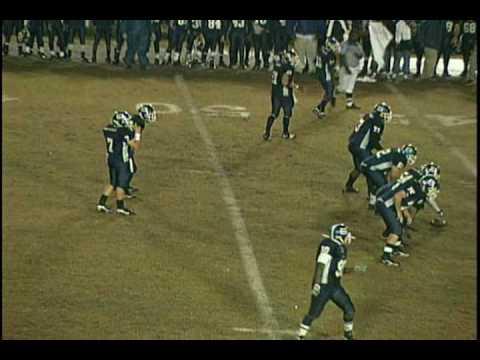 Jackson High vs Spalding High '08