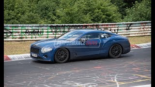 2018 Bentley Continental GT spotted at Nurburgring with new W12. Head over to our news story for more info and images:http://performancedrive.com.au/2018-bentley-continental-gt-spotted-new-w12-sounds-good-video-0315/Follow us on Facebook and Instagram for updates.Facebook:https://www.facebook.com/PerformanceDriveInstagram:http://instagram.com/performancedrive